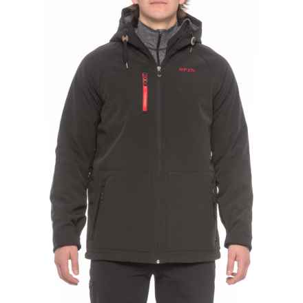 Ripzone Neil Ski Jacket - Waterproof, Insulated (For Men) in Black - Closeouts