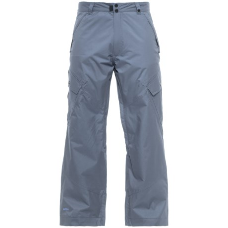 Ripzone Strobe Snowboard Pants - Waterproof, Insulated (For Men) in Atlantic