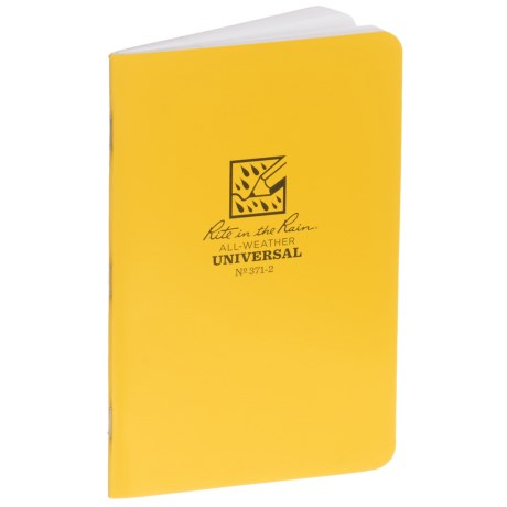 Rite in the Rain All-Weather Notebook - 2-Pack in Yellow