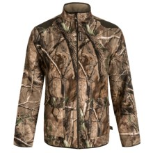 Rivers West Frontier Midweight Fleece Jacket - Waterproof (For Men) in Real Tree Ap - Closeouts