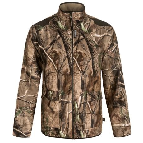Rivers West Frontier Midweight Fleece Jacket - Waterproof (For Men) in Real Tree Ap
