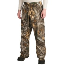 Rivers West Pioneer Fleece Pants - Waterproof (For Men) in Real Tree Xtra - Closeouts
