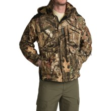 Rivers West Ranger Fleece Jacket - Waterproof (For Men) in Mossy Oak Infinity - Closeouts