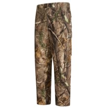 Rivers West Ranger Fleece Pants - Waterproof (For Men) in Real Tree Ap - Closeouts