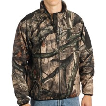 Rivers West Spider Lightweight Fleece Jacket - Waterproof (For Men) in Mossy Oak Treestand - Closeouts