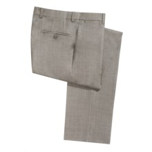 Riviera by Jack Victor Armando Dress Pants - Wool (For Men) in Tan - Closeouts