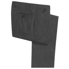 Riviera Hampton Pants - Twill (For Men) in Charcoal - Closeouts