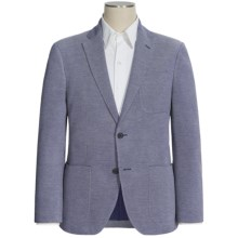 Riviera Knit Sport Coat (For Men) in Blue - Closeouts