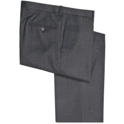 Riviera Spencer Dress Pants (For Men) in Blue/Grey Check