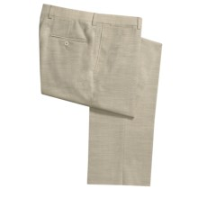 Riviera Sting Easy Care Dress Pants (For Men) in Tan - Closeouts
