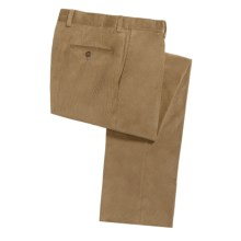 Riviera Sting Pants - Stretch Corduroy (For Men) in Tan - Closeouts