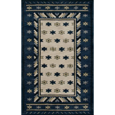 Rizzy Home Native Hand Tufted Wool Accent Rug 36x56