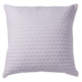 """Rizzy Home Quilted Throw Pillow - 22"""""""