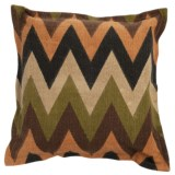 Rizzy Home Zigzag Print Decor Pillow - 26x26""