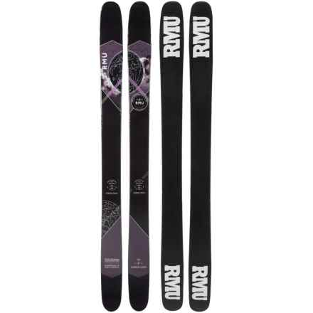 RMU Carbon Junia Alpine Skis (For Women) in See Photo - Closeouts