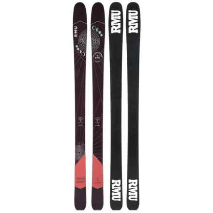 RMU La Cabra Alpine Skis in See Photo - Closeouts