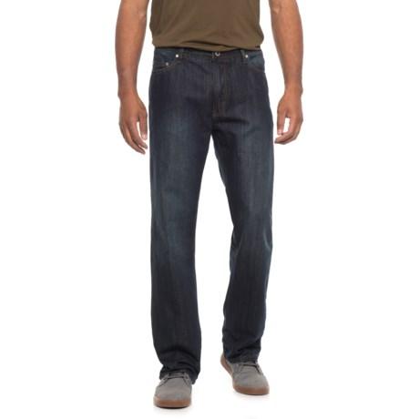 Road Apparel Freedom Jeans - 5-Pocket (For Men) in Vintage Dark Wash