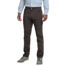 Robert Talbott Ventana Pants - Classic Fit (For Men) in Espreso - Closeouts