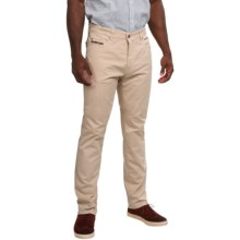 Robert Talbott Ventana Pants - Classic Fit (For Men) in Khaki - Closeouts