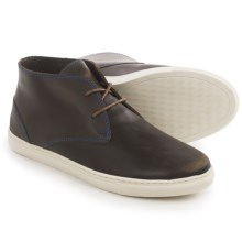 Robert Wayne Dex Chukka Boots - Leather (For Men) in Brown - Closeouts