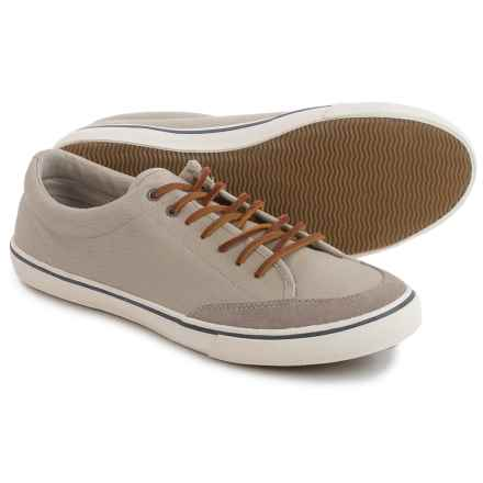 Robert Wayne Karl Sneakers - Canvas (For Men) in Beige - Closeouts