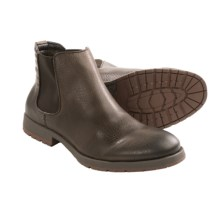 Robert Wayne Lazo Leather Boots (For Men) in Brown - Closeouts