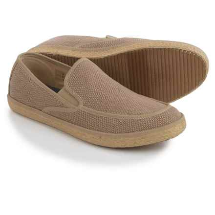 Robert Wayne Paco Shoes - Slip-Ons (For Men) in Sand - Closeouts