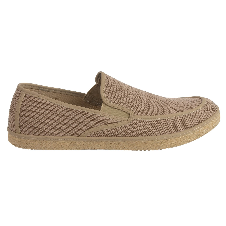 Robert Wayne Paco Shoes - Slip-Ons (For Men) in Sand