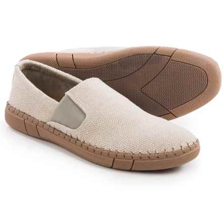 Robert Wayne Road Shoes - Slip-Ons (For Men) in Beige - Closeouts