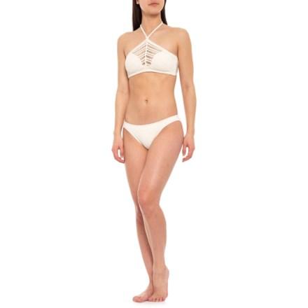 1ea5bdcdc2206 Robin Piccone Sophia High-Neck Bikini Set - Padded Cups (For Women) in