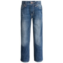Rock & Roll Cowboy BB Gun Jeans - Bootcut (For Little and Big Boys) in Medium Vintage Wash - Closeouts