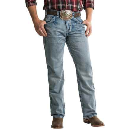 Rock & Roll Cowboy Cannon Jeans - Straight Leg, Loose Fit (For Men) in Medium Vintage - Closeouts