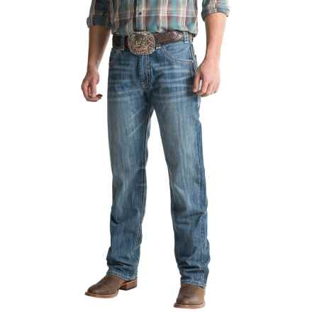 Rock & Roll Cowboy Cannon Straight-Leg Jeans - Loose Fit (For Men) in Medium Vintage - Closeouts