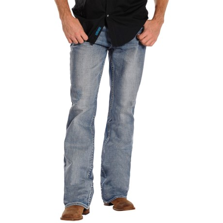 Rock & Roll Cowboy Double Barrel Jeans - Bootcut, Relaxed Fit (For Men)