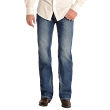 Rock & Roll Cowboy Double Barrel Jeans - Relaxed Fit, Straight Leg (For Men) in Light Vintage Wash - Closeouts
