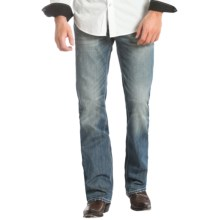 Rock & Roll Cowboy Pistol Jeans - Straight Leg, Regular Fit (For Men) in Medium Vintage Wash - Closeouts