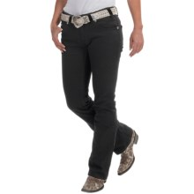 Rock & Roll Cowgirl Colored Jeans - Bootcut (For Women) in Black - Closeouts