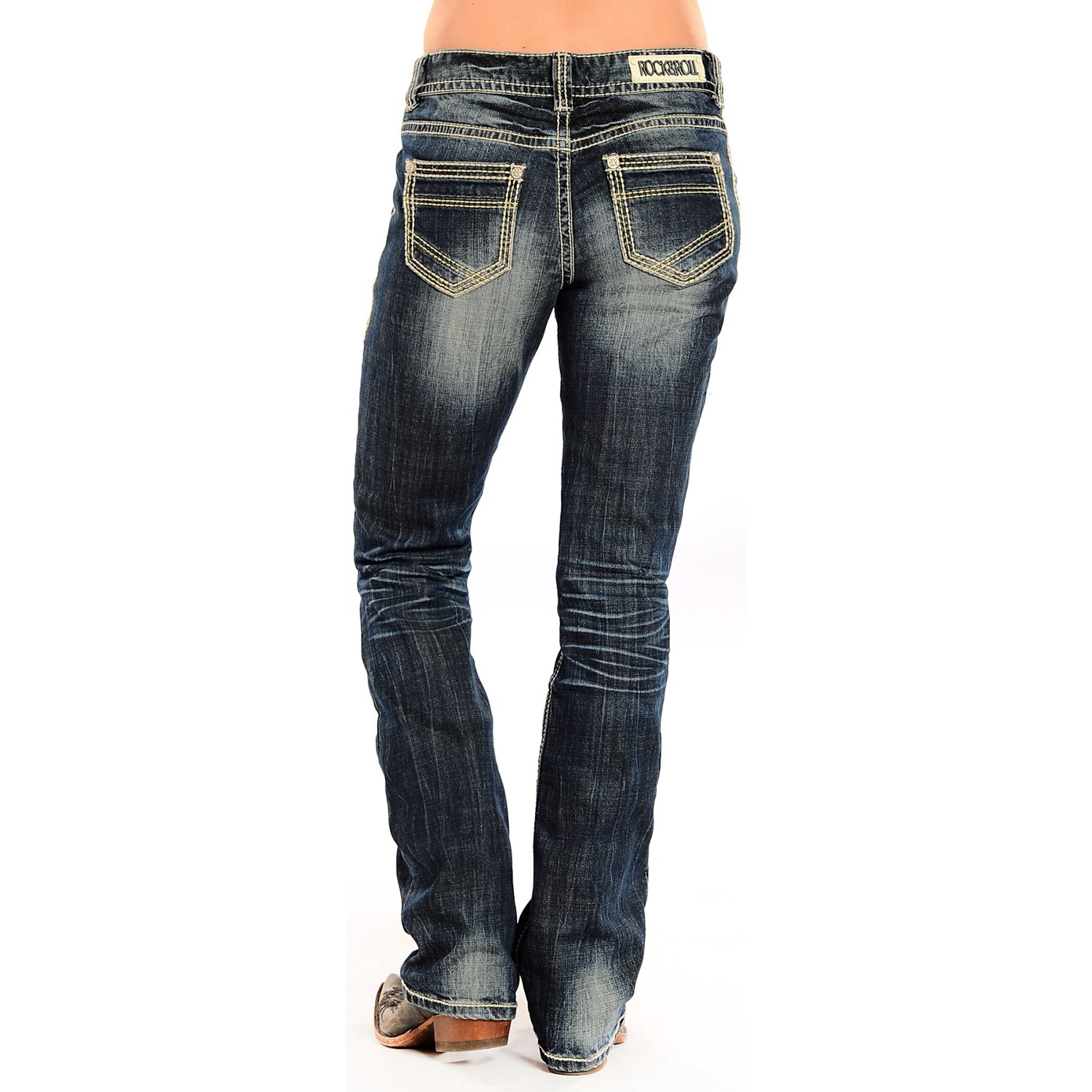 Gold Jeans For Women