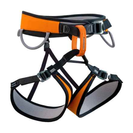 Rock Empire Streak Climbing Harness in Orange - Closeouts