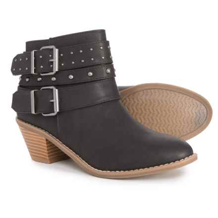 18c75a722cbe Rocket Dog Beelo Ankle Boots (For Women) in Black - Closeouts