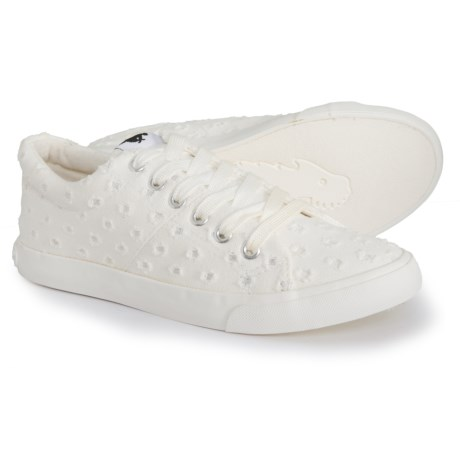 49d672dd29a20 Rocket Dog Campo Canvas Sneakers (For Women) in White Daytona Cotton