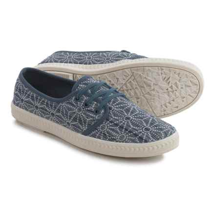 Rocket Dog Daines Canvas Sneakers (For Women) in Indigo - Closeouts