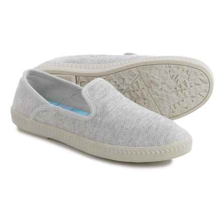 Rocket Dog Drive Shoes - Slip-Ons (For Women) in Grey - Closeouts