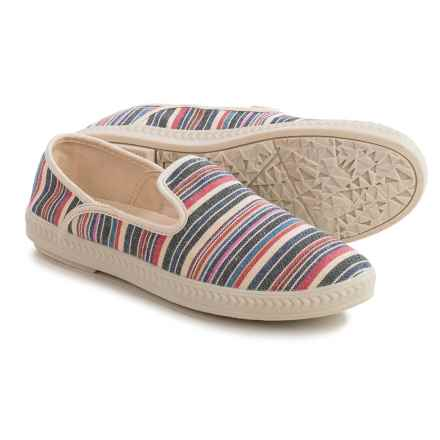 Rocket Dog Drive Shoes - Slip-Ons (For Women) in Natural - Closeouts