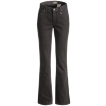 Rockies Charlotte Jeans - Natural Rise, Bootcut (For Women) in Black - Closeouts