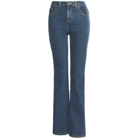 Rockies Cody 3-Pocket Jeans - Relaxed Fit, Straight Leg (For Women) in Indigo