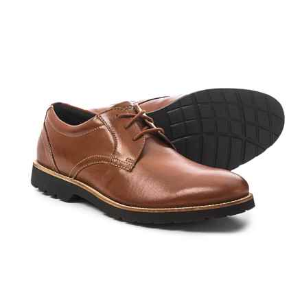 Rockport Classic Zone Oxford Shoes - Leather (For Men) in Brown - Closeouts