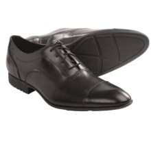 Rockport Dialed In Shoes - Cap Toe (For Men) in Black - Closeouts