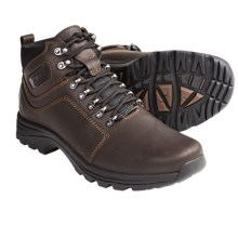 Rockport Elkhart Mid Hiking Boots (For Men) in Cocoa - Closeouts