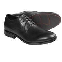 Rockport Fairwood 2 Plain Toe Oxford Shoes (For Men) in Black Smooth - Closeouts